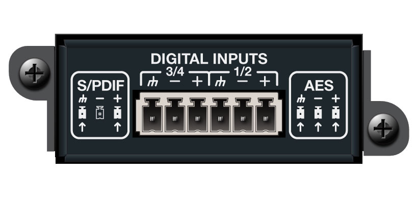 4 Kanal Digital Input Card
